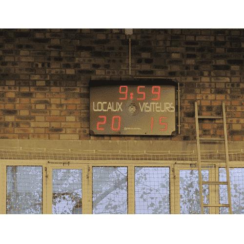 afficheur de score