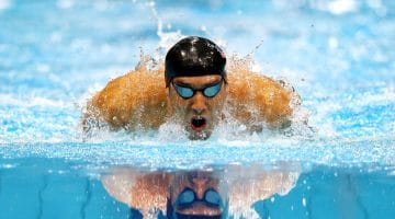 chronometre natation