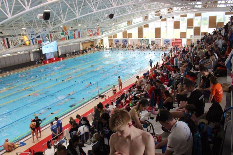materiel de chronometrage natation Stramatel