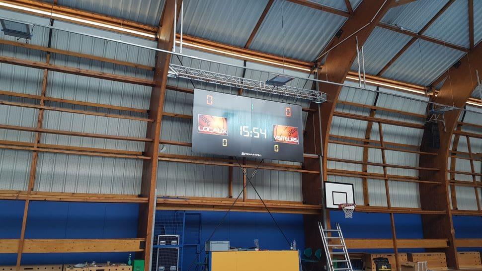 ecran video led