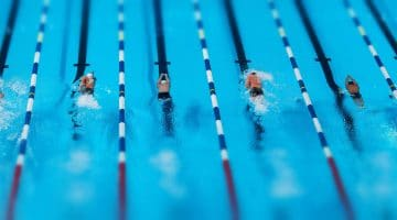 chronometre natation