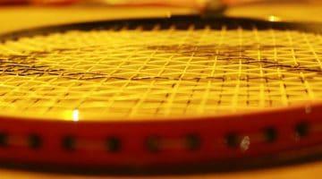 Affichage électronique Stramatel pour sports de raquettes