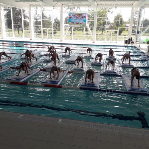 ecran video pour piscine stramatel