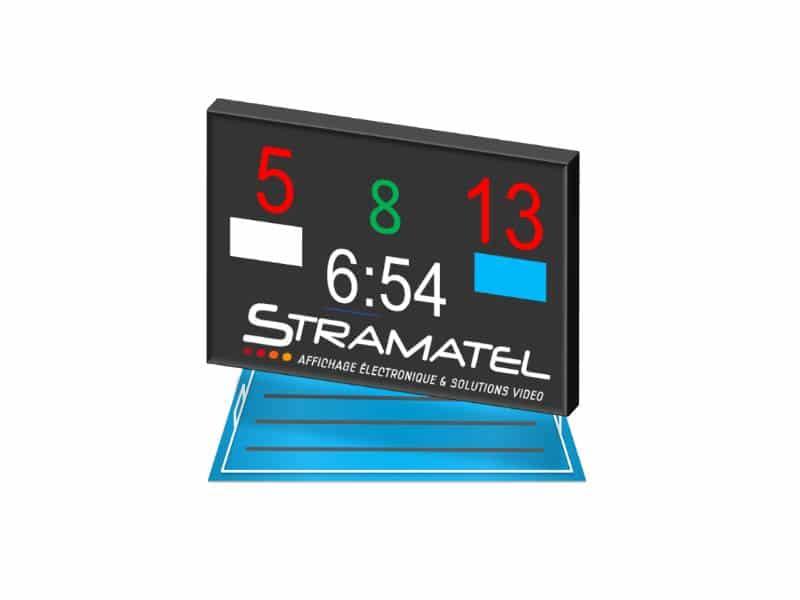 application stramatel water polo