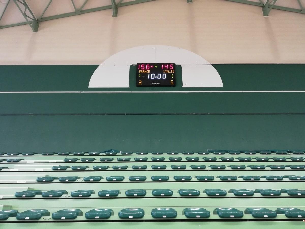 panneau score multisport