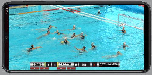 SL live Stream water polo