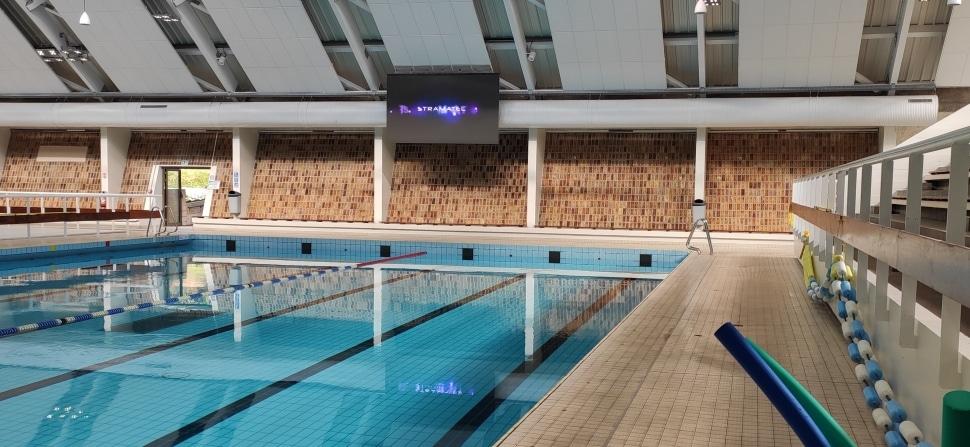 materiel de chronometrage natation