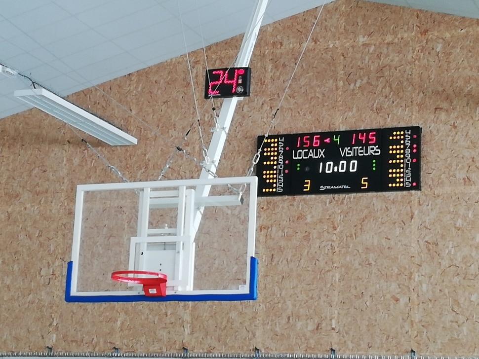 afficheur de score multisport stramatel