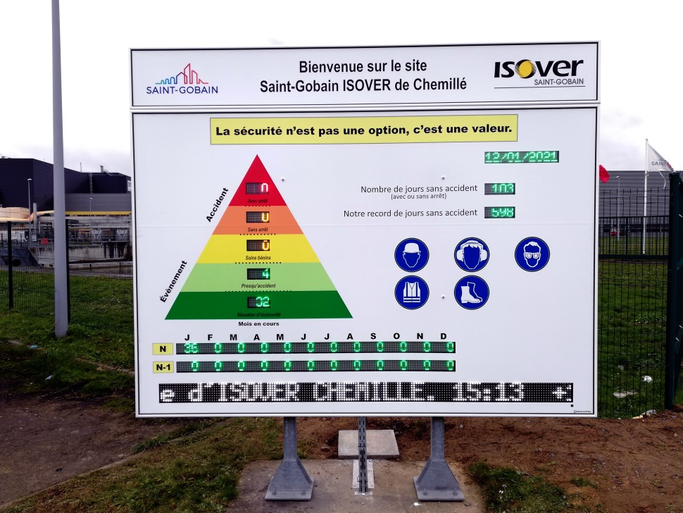 afficheur-securite-stramatel-isover-saint-gobain (2)