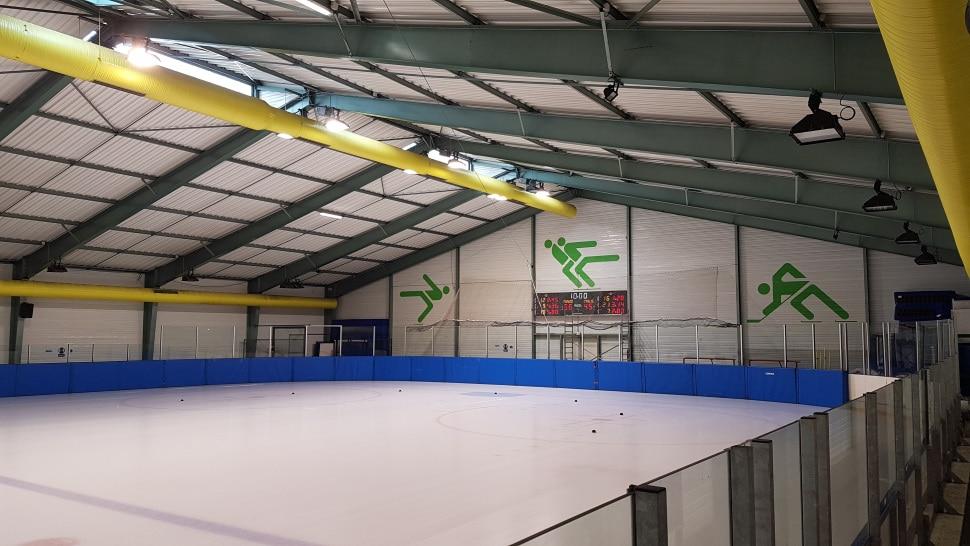 afficheur de score hockey sur glace